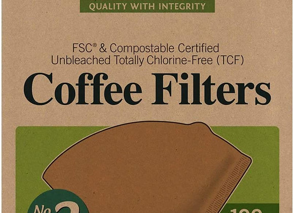 If You Care Number 2 Coffee Filters