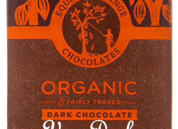 Equal Exchange Very Dark Chocolate