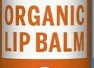 Orange Ginger Lip Balm