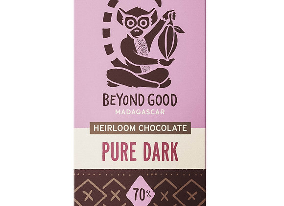 Beyond Good 70% Dark Chocolate