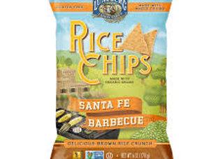 Lundberg Santa Fe BBQ Rice Chips