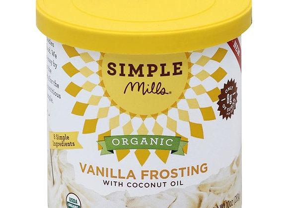 Simply Mills Vanilla Frosting