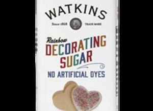 Watkins Rainbow Decorating Sugar