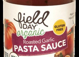 Field Day Roasted Garlic Pasta Sauce
