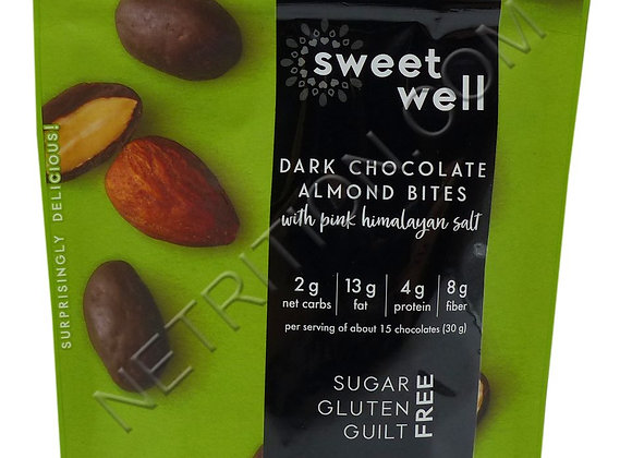 Sweetwell Chocolate Covered Almonds