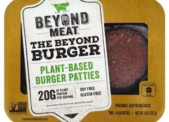 Beyond Meat, Beyond Burger Patties