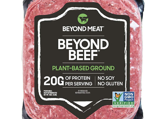 Beyond Beef, Plant Based Ground
