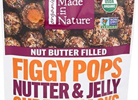 Nutter & Jelly Pops