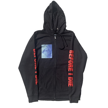ESCAPE FROM REALITY ZIP-UP