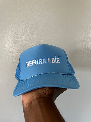 BLUE LOGO HAT