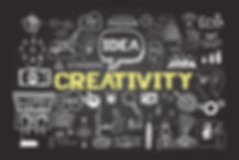 creativity-on-chalkboard-vector-6410285