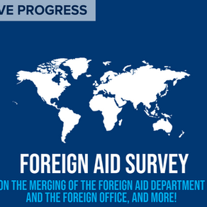 Foreign Aid Survey: Your Responses