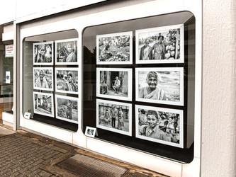 Neue Schaufenster-Ausstellung in Marienheide