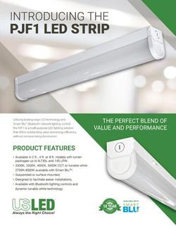 PJF1 LED Sell Sheet