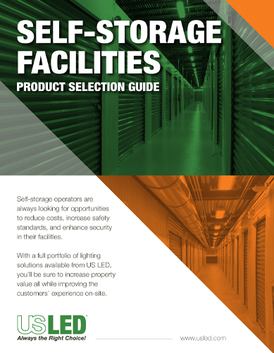 Self-Storage Product Guide