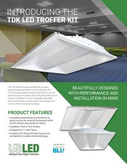 TDK LED Sell Sheet
