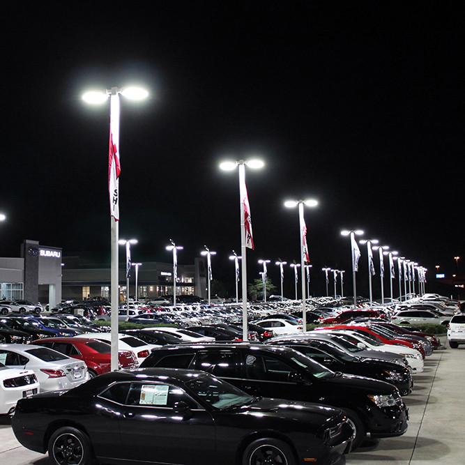 DoradoXLP Application Automotive Dealers