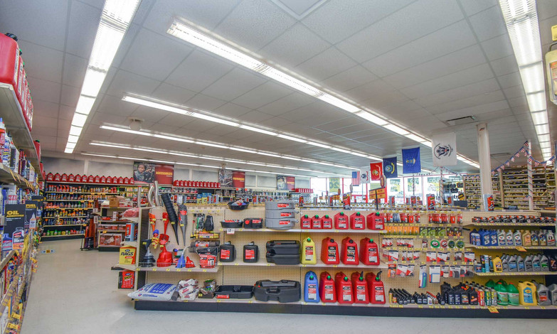 Retail Led Lighting Grocery Us