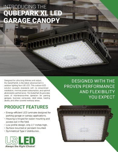 QPXL LED Sell Sheet