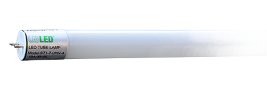 10.9W LED Tube Fluorescent Replacement