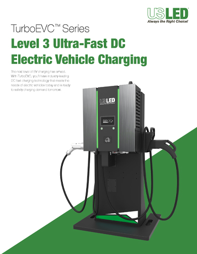 TurboEVC Level 3 Charger Brochure