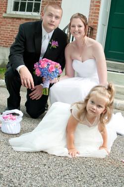 Wedding Photographers Hair Stylist