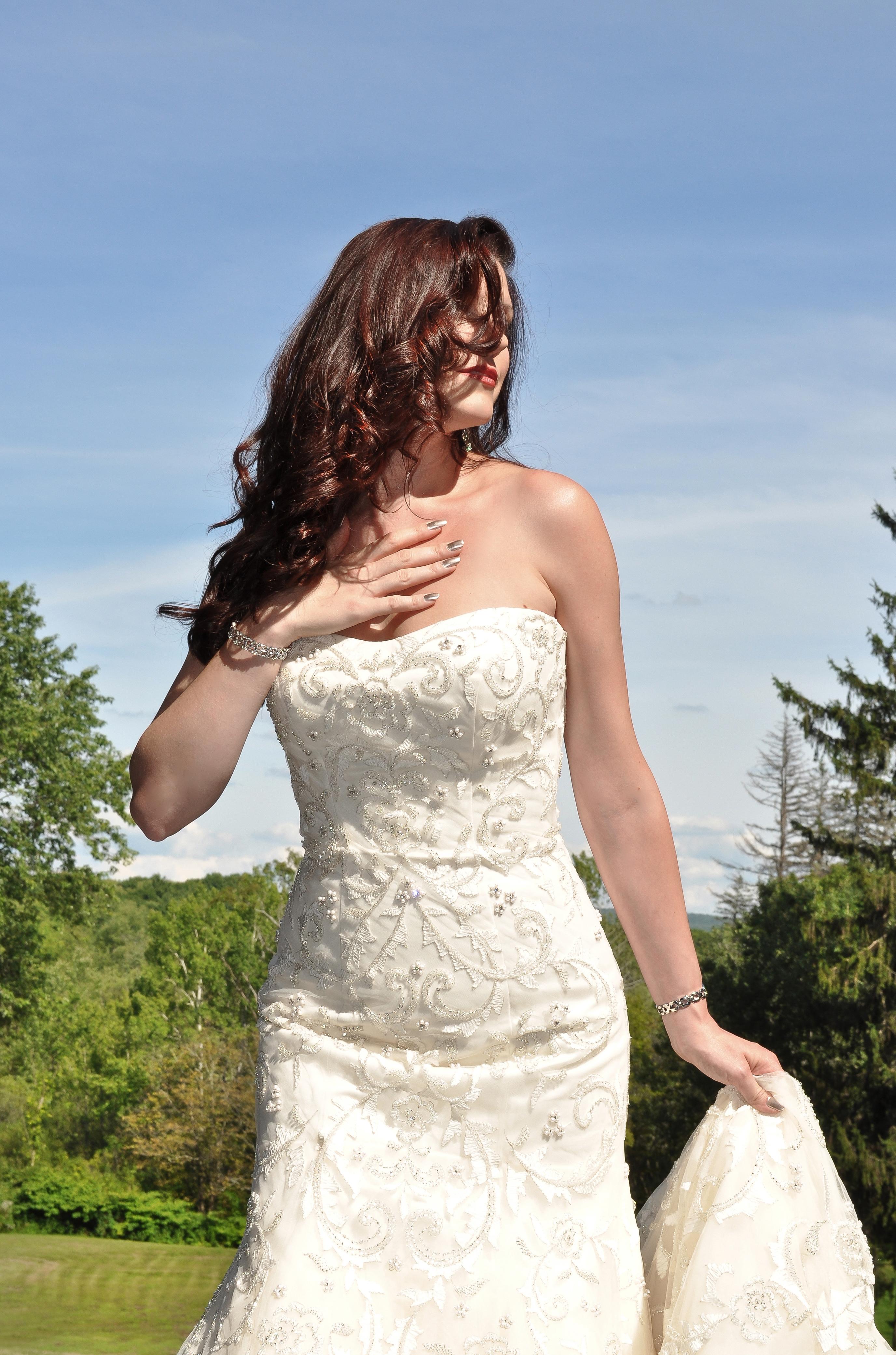 Wedding Photographer Hair Salon MA