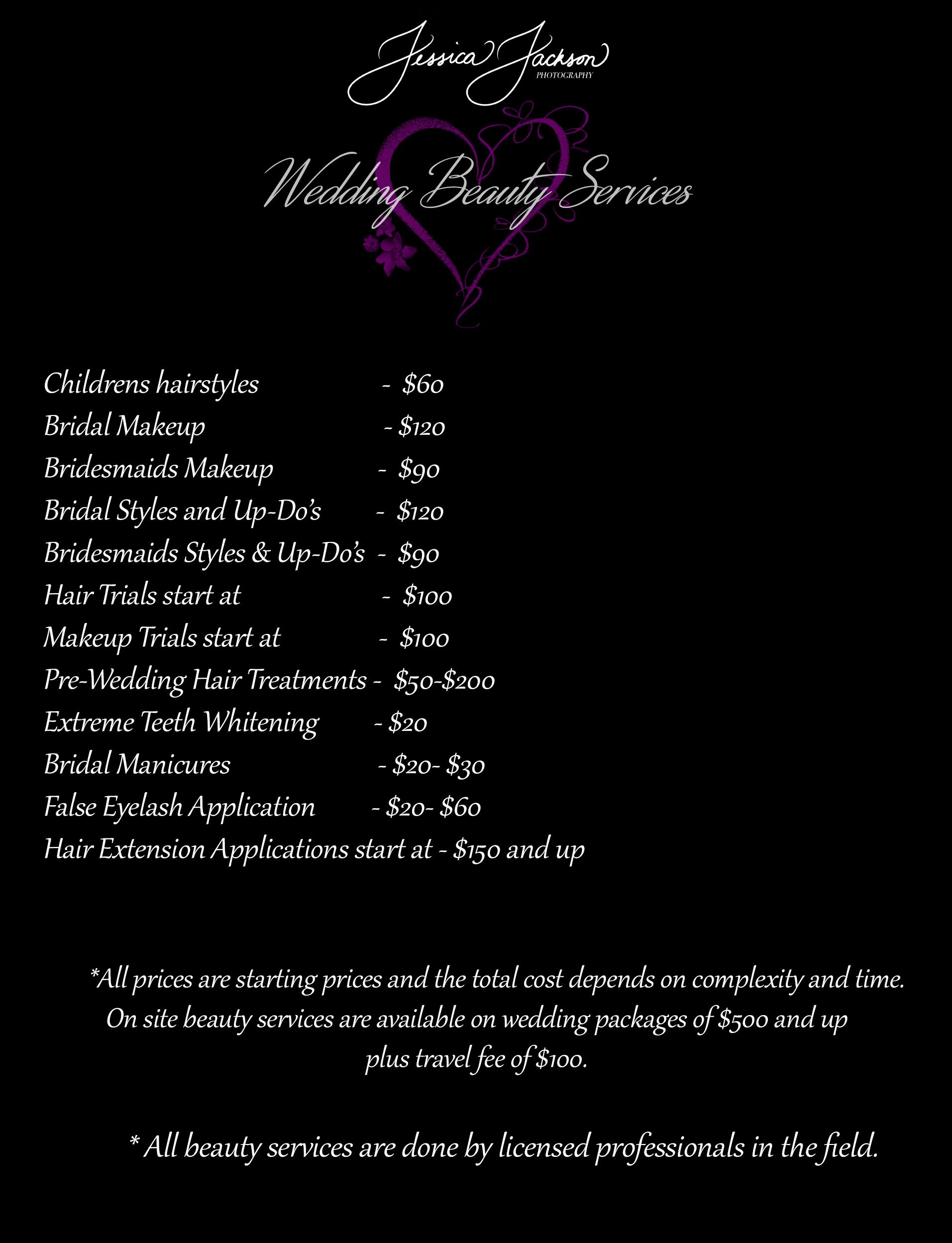 Bridal Hair and makeup MA NY Lee VT