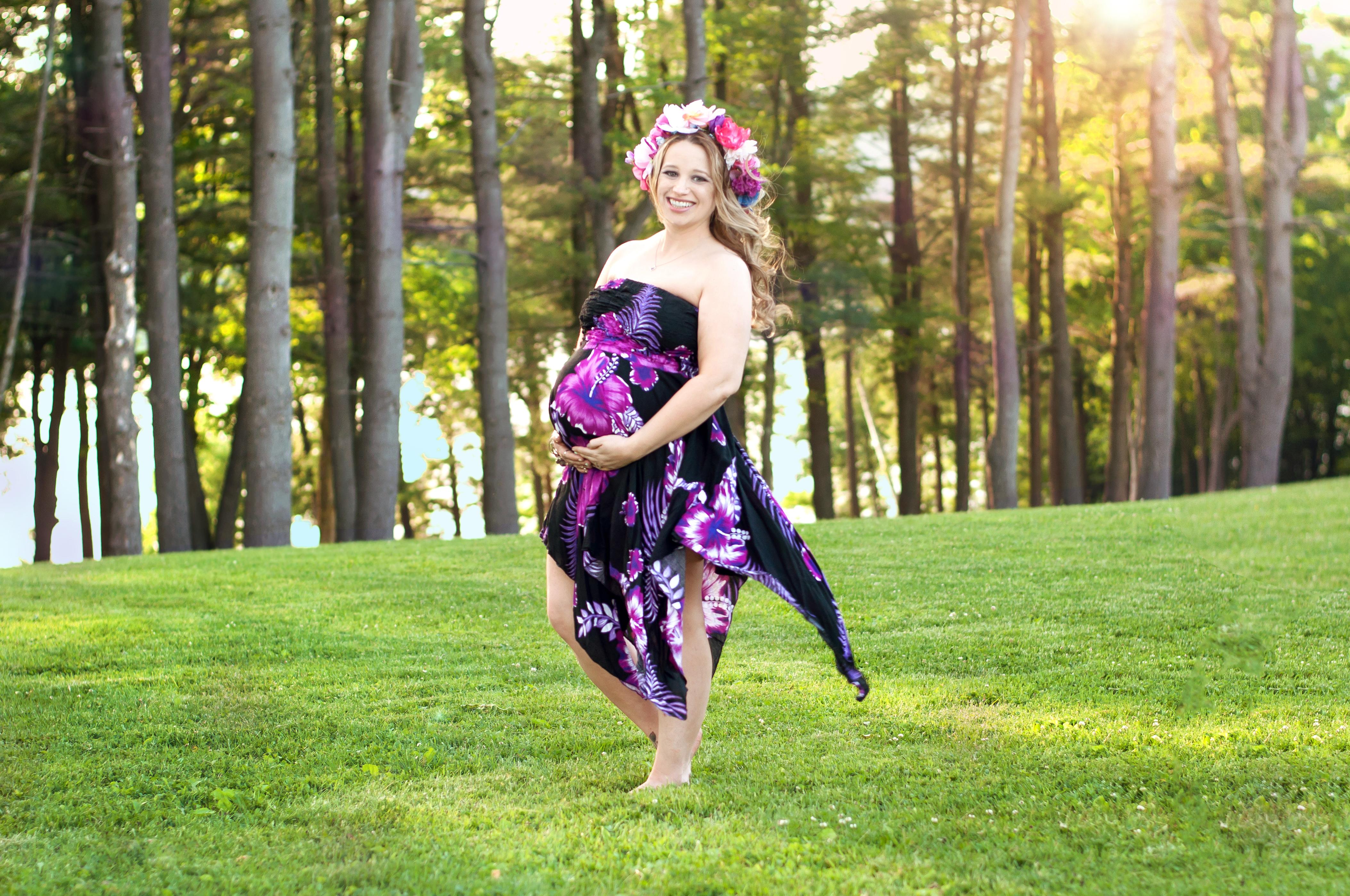 Birth Photographer Hair Salon MA NY