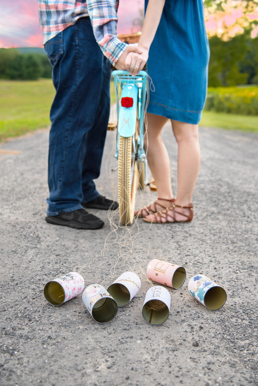 Engagement Wedding Photographers MA