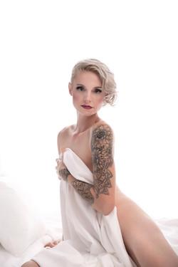 Boudoir Photographer Hair Makeup Artist  MA