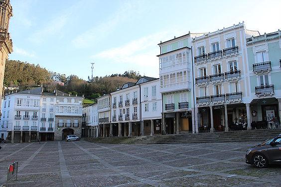 Plaza Mondoñedo