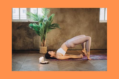 Live Online Drop-in Yoga 2021