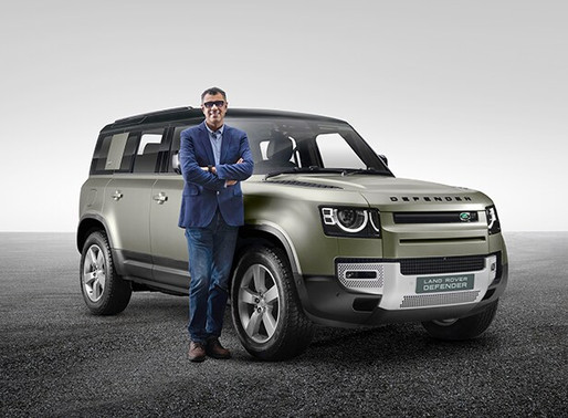 THE WAIT FOR THE ICON IS OVER: THE NEW LAND ROVER DEFENDER LAUNCHED IN INDIA FROM ₹ 73.98 LAKH