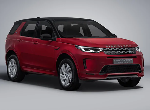 LAND ROVER ENHANCES THE NEW DISCOVERY SPORT  WITH ADDED REFINEMENT AND VERSATILITY