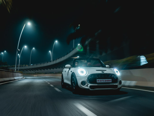 Mini Cooper S Convertible Review : The Drop-Top Icon