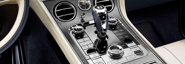 New Continental GT cote de geneve finish