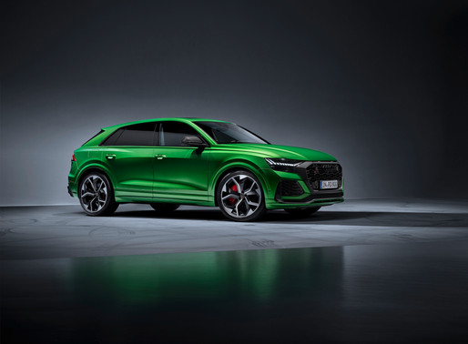 Audi's most powerful SUV coupe, the new Audi RS Q8 roars into India!