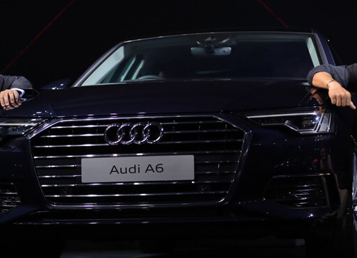 All New Audi A6 Launched! Priced From ₹54,20,000 Onwards.