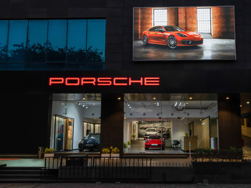 Porsche India continues expansion plan with new showroom in Mumbai
