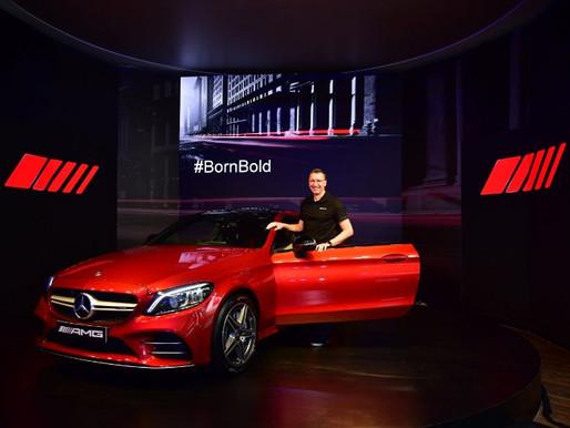 Mercedes-Benz enhances its AMG portfolio; launches the new AMG C 43 4MATIC Coupé