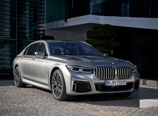 The Magnificent 7: The new BMW 7 Series arrives in India.