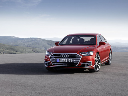 New Generation Audi A8 L arrives in India