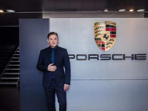 Manolito Vujicic appointed new Head of Porsche Division India