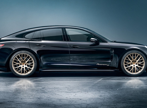 Porsche India unveils Panamera 4 10 Years Edition
