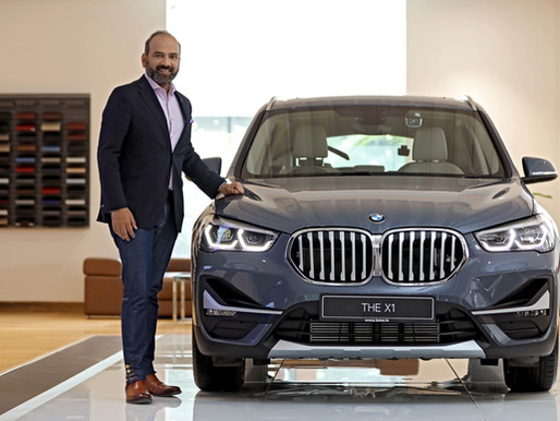 Play the Big Game: The new BMW X1 launched.