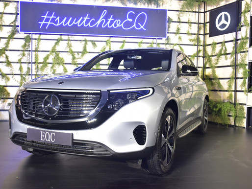 EQC heralds a new era of e-mobility and 'sustainable luxury' in the Indian automotive landscape