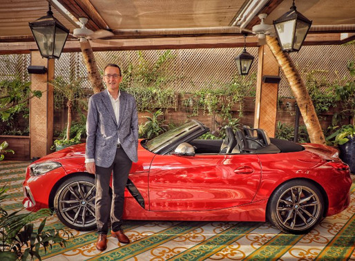 Unfold: The all-new BMW Z4 Roadster launched in India.