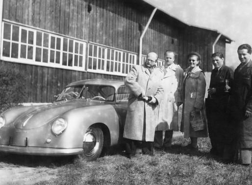 Porsche factory collection in Stuttgart-Zuffenhausen: A 70-year success story