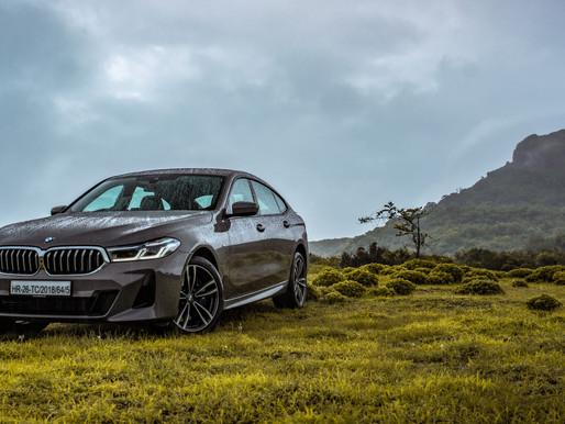 BMW 6GT Review - Redesigned Grand Tourer!